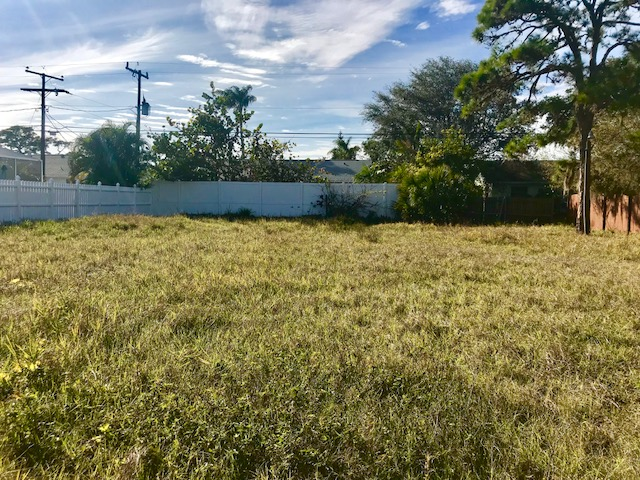 Sunset Beach Dr Venice FL | Cleared Ready to Build Vacant Lot